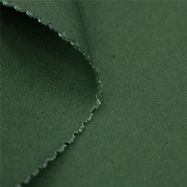 50%Nylon 50%cotton sateen fabric for making military uniform Featured Image