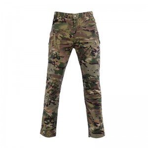 Multicam camo army combat pants