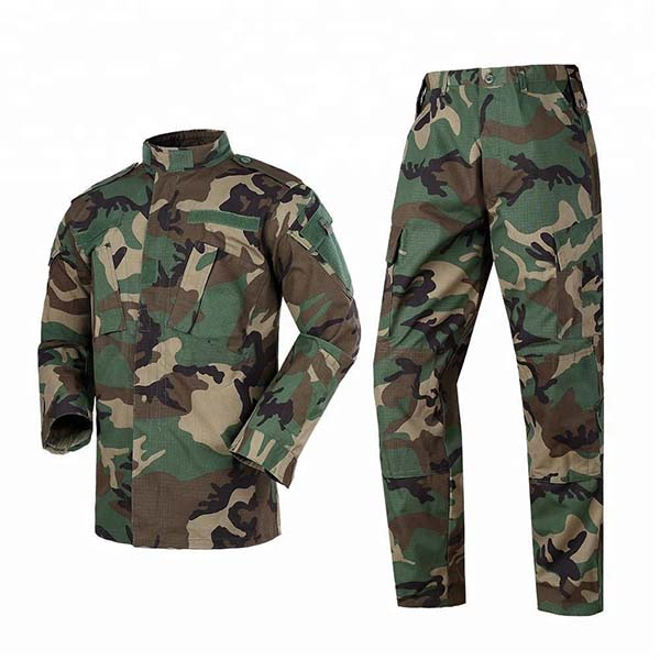 Woodland ripstop camo ACU army combat uniform Featured Image