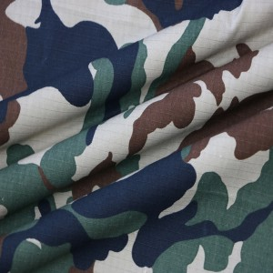 Army jacket cloth