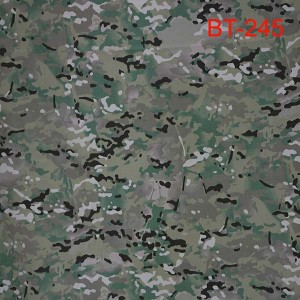 Multicam camouflage fabric for Georgia army
