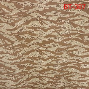 Desert tigerstripe fabric