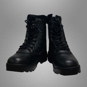 Army taktyske leather combat boots
