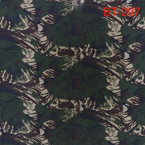 Tigerstripe camouflage fabric for Lebanon armed forces