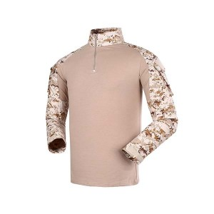 Digital waonahele camo breathable tactical aʻoʻaʻahu