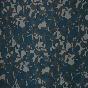 Dark blue military fabric for Uzbekistan