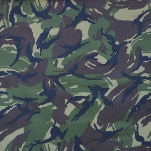 Textile Anti-infrared camouflage fabric for military uniform