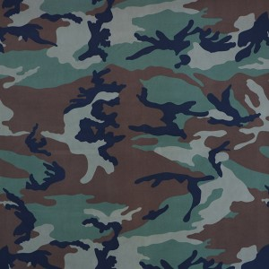 Cloth material Wholesale military camouflage fabric
