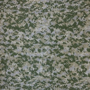 Wholesale cheap printing camouflage fabric