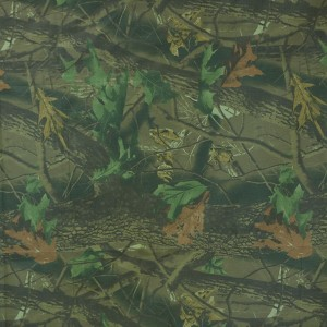 China supplier camouflage cotton fabric
