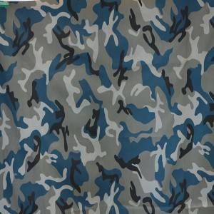 Raincoat fabric for Nepal military