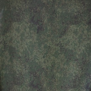 CVC 50/50 ripstop printed camouflage cloth for Russia Army