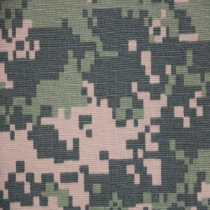 Military fabric for Uzbekistan Borderguard