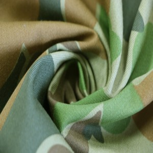 Cheap military camouflage fabric