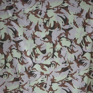 Manufacturer twill fabric printing camouflage fabric