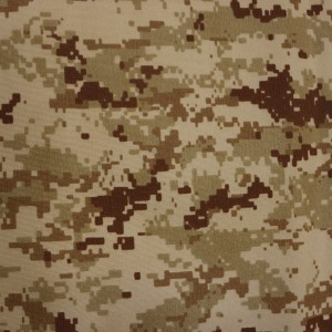 Supply Cordura fabric for Saudi Arabian army