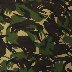 Military uniform for CVC fabric