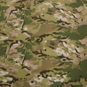 Supply camo ripstop fabic for woodland fabric