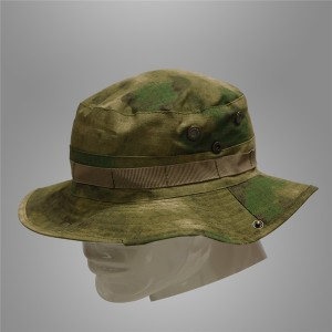 Miltary camo Ripstop bonnie hat