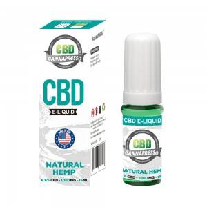 CANNAPRESSO CDB I líquid-1000 mg d'oli CDB 15ml Vape