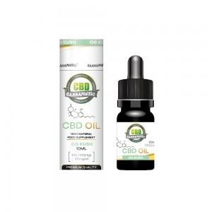 10ml CBD oil tincture
