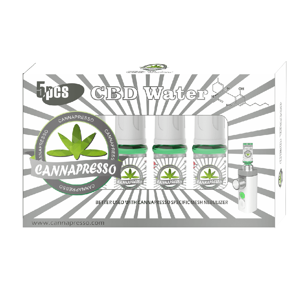 CBD Water 10ml 10mg CBD