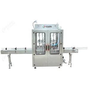 automatic Paste & sauce bottle filling production line