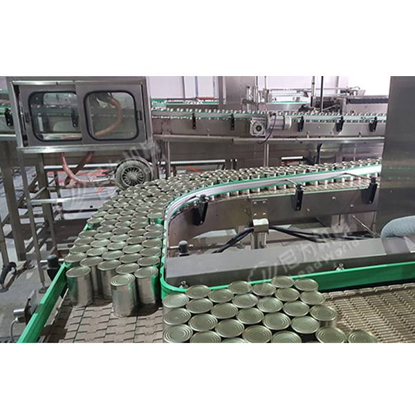 Special Design for Spinach Canned Canned Food Canning Production Line -