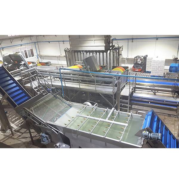 Super Purchasing for Orange Juice Filling Production Line -