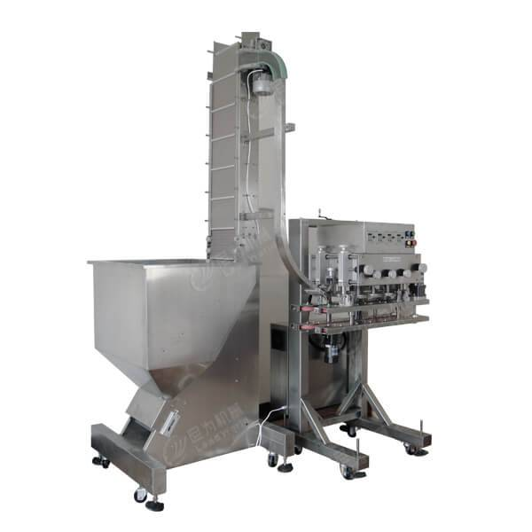 Factory making 310ml Fruit Pulp Can Hot Filling Machine -
