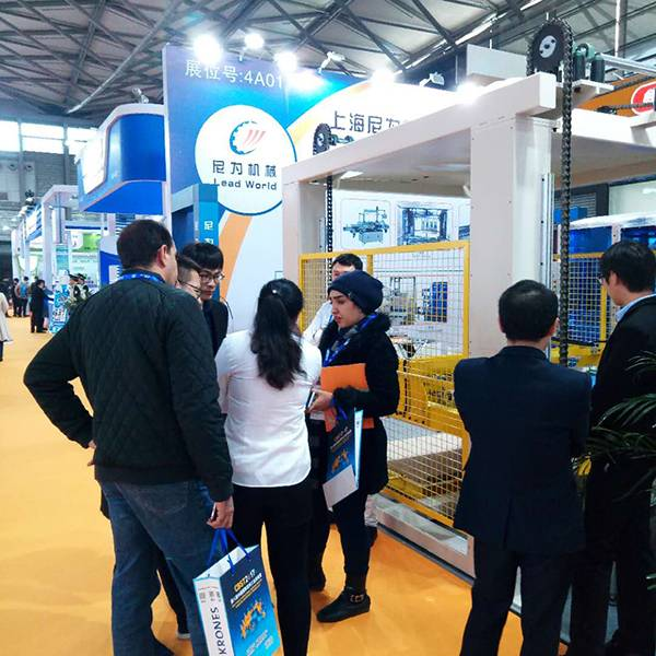 CBST2017 The 8th China International Exhibition (Shanghai) Minuman Industri Teknologi