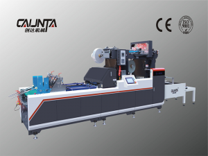 G-800A Full-automatic High-speed Digital-control Window Patching Machine