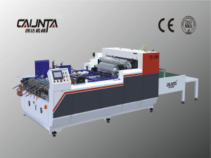 TC-1100 Full-automatic High-speed Window Patching Machine