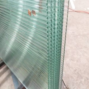 Pattern Tempered Glass