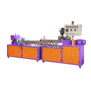 Twin Screw extrusión Pelletizer