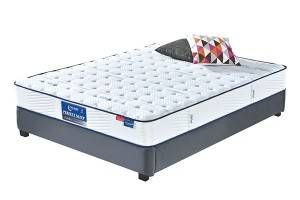INNERSPRING MATTRESSES:E213B Best-Selling Home Fashion International Compressed Memory Foam Bed Mattress