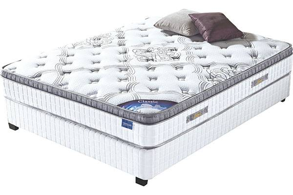INNERSPRING MATTRESSES:BT32P-R Best-Selling Home Fashion International Compressed Memory Foam Bed Mattress Featured Image