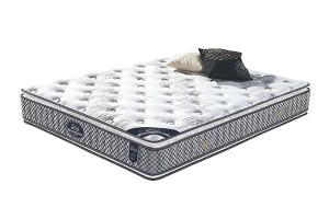 INNERSPRING MATTRESSES:2P01C Best-Selling Home Fashion International Compressed Memory Foam Bed Mattress