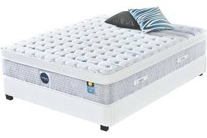 Professional China Air Mattress Flocked Pvc Air Bed Mattress  HYBRID MATTRESSES:BT52PM-R