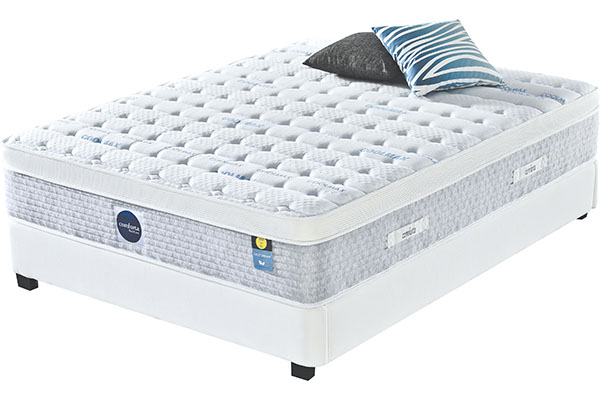 Reliable Supplier 2020 Fashionable 3d Spacer Fabric Flexible Mattress  HYBRID MATTRESSES:BT52PM-R Featured Image