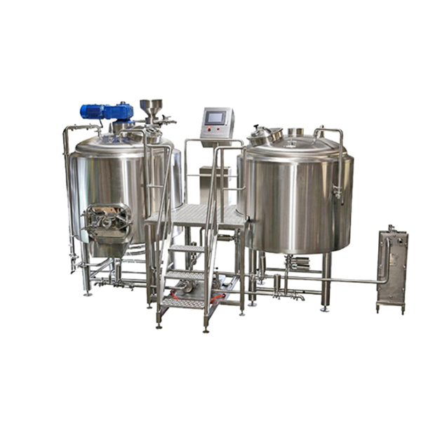 Chinese Professional Microbrewery Brewing Equipment -
