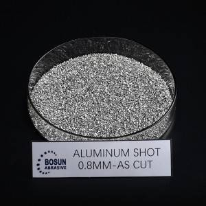 Aluminum Shot 0.8mm