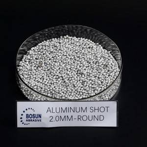 Aluminum Shot 2mm round
