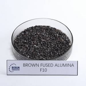 Brown Fused Alumina F10