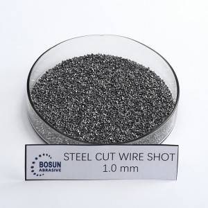 Steel Cut Wire Shot 1mm