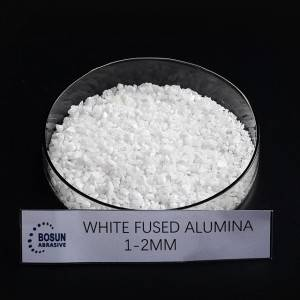 White Fused Alumina1-2mm