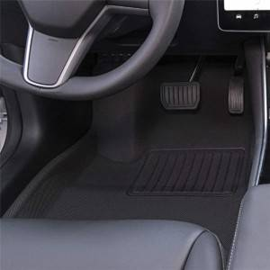 Custom Car Floor Mats TPE TPR Material Car Rubber Mats