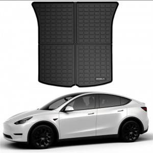 Perfect Fit Anti Slip Waterproof Custom Car Trunk Mat Universal