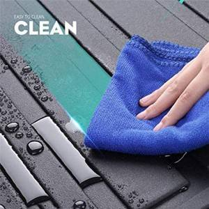 TPO TPE Rubber Trunk Mat Waterproof Anti Slip Cushion