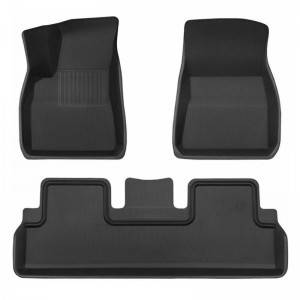 Waterproof Non Skid 3D Custom Car Floor Mats Wholesale